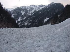 滝谷デブリ