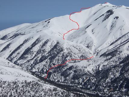 0GW 黒部スキー 010